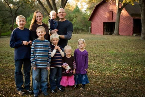 Pearson Family - 2013
